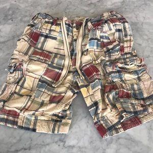 Vintage Abercrombie & Fitch Men's Shorts